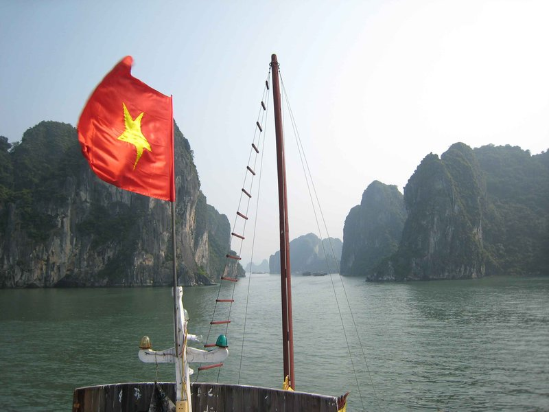 Halong Bay Flag