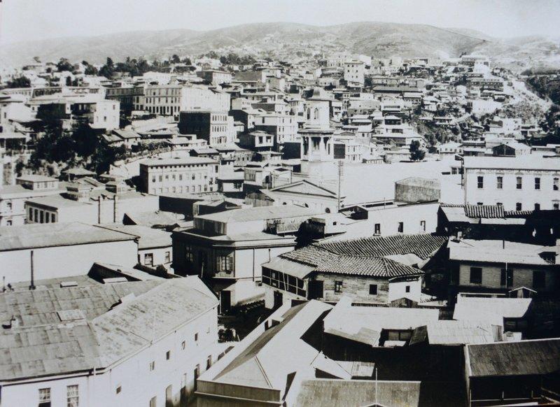 Iglesia La Matriz - 1920
