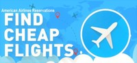American airlines reservations for cheap flights bookings