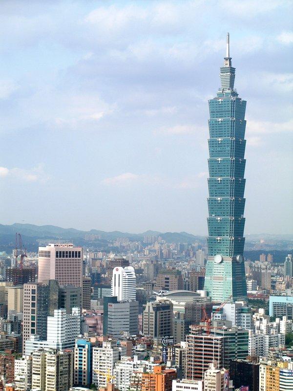 Taipei 101 Building (2)