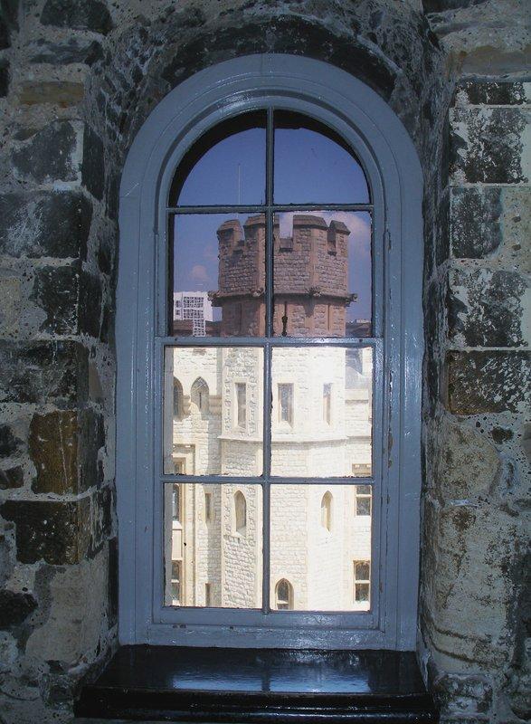 Tower of London Scene