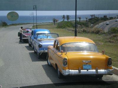 Havana taxi, by DinaRosado