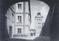 Pomeranian Dukes' Castle in Szczecin, Poland