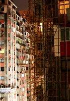 urban scaffolding