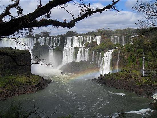 Rainbow Iguazu Argentina