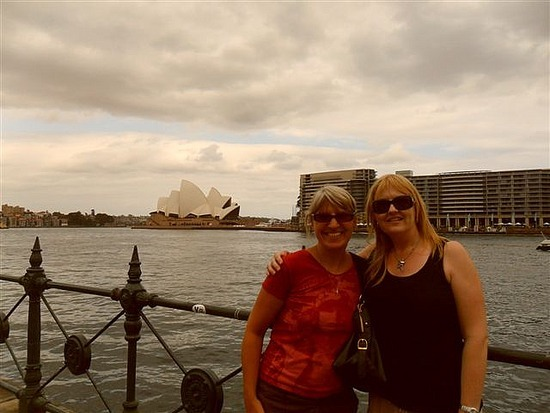 Me and Jo, Sydney