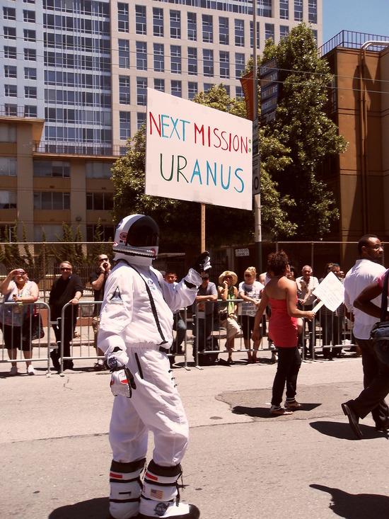 Gay Astronaut (Pt 2)