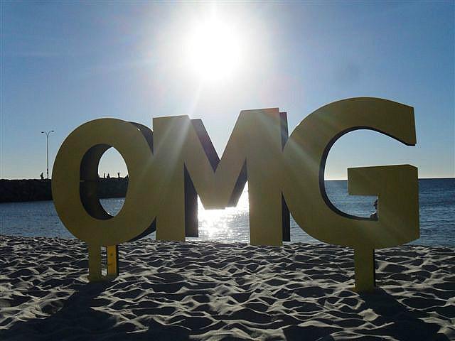 Cottesloe Beach Art