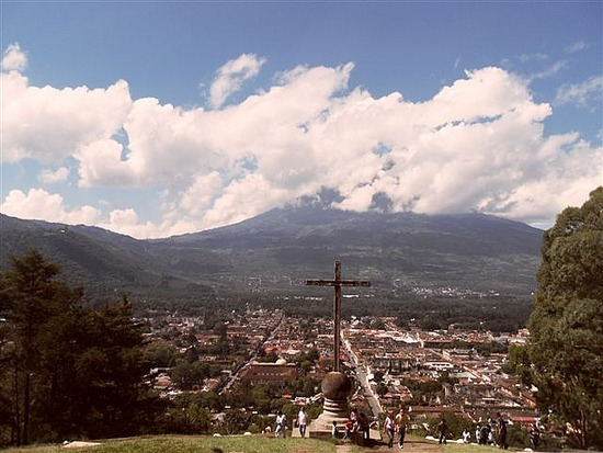 View from the Cross Antigua