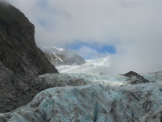 Franz Jospeh Glacier