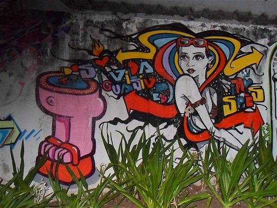 Cool Grafitti Ipanema