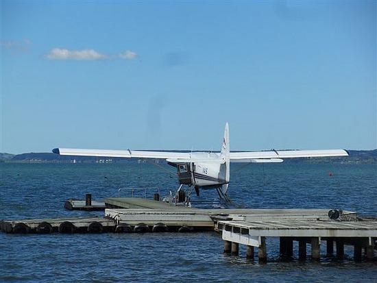 Float Plane Lake Rotorua