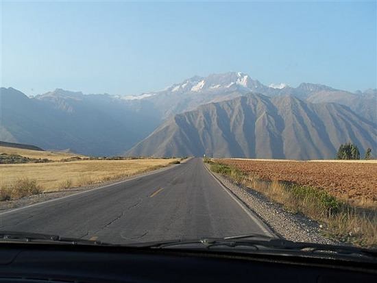 Road to the Sacred Valley