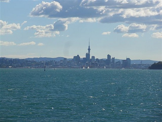 Returning to Auckland