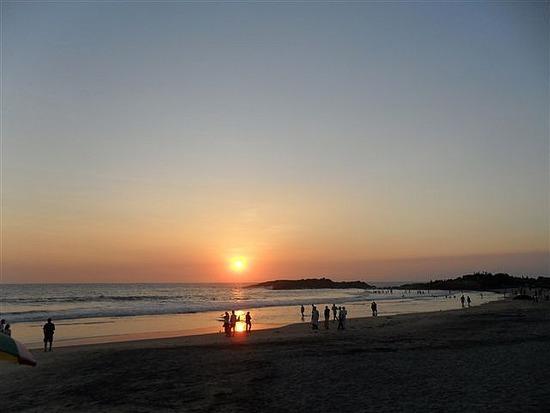 Sunset Kovalam