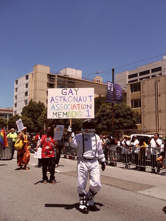 Gay Astronaut (Pt 1)