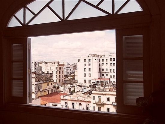 Havana through the window