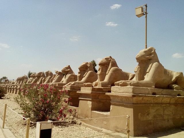 Sphinx Alley