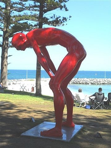 Red Man - Cottesloe