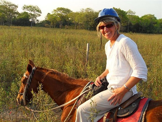 Sunset Horseride Pantanal
