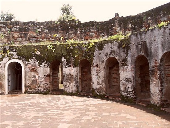 Nun`s Chambers Convent Ruins
