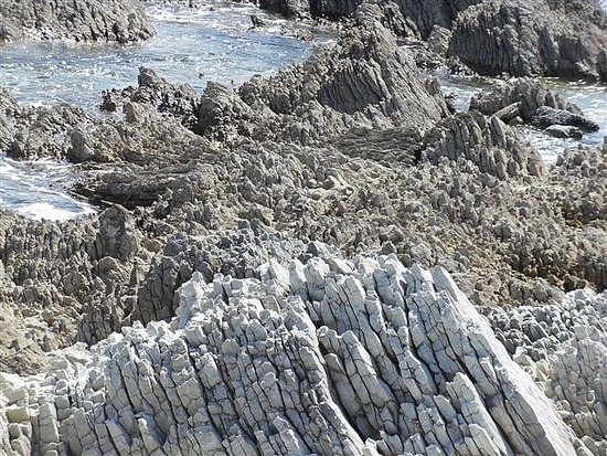 Rock Formations, Kaikoura