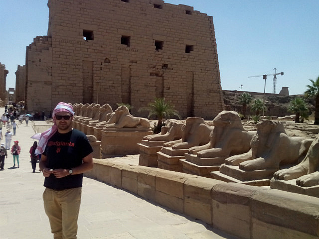 Luxor Lions