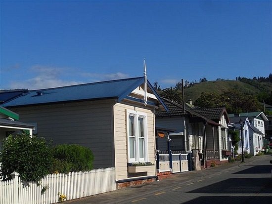 South Street Cottages, Nelson