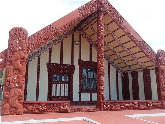 Tama-te-Kapua Meeting House, Ohinemutu