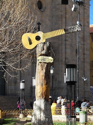 Potisi`s Homage to the Guitar