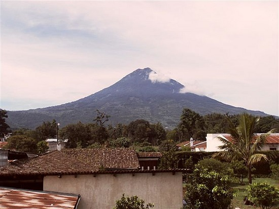 Volcano Antigua