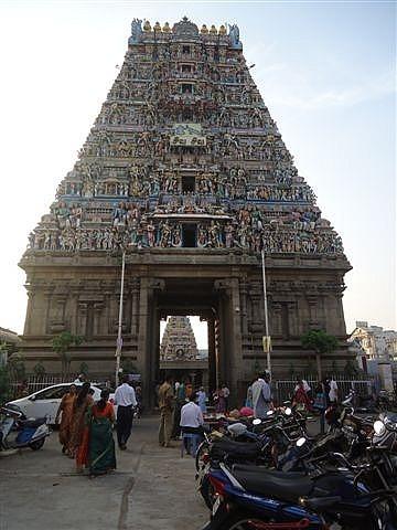 Hindu Temple, Chennai