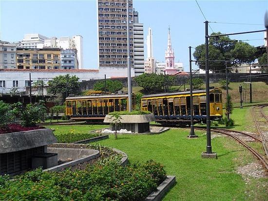 Tram to Santa Teresa