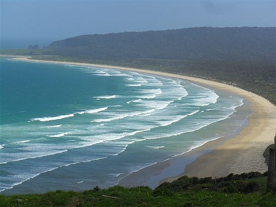 Beautiful Beach, The Catlins