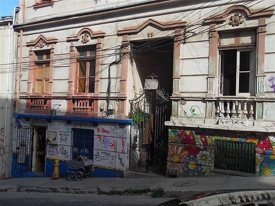 Valparaiso Street