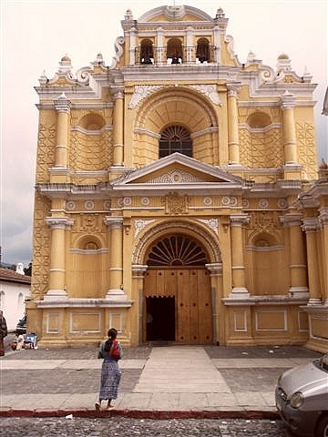 Cathedral Antigua