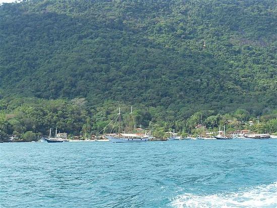 Ilha Grande Harbour