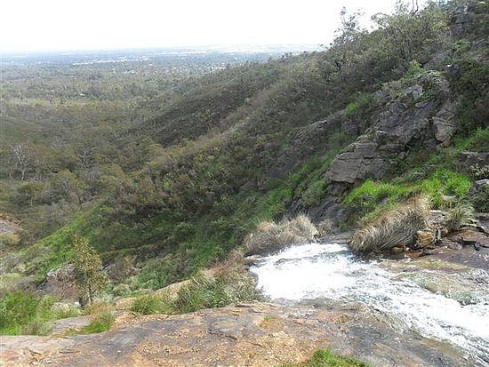 Lesmurdie Falls (our local falls)