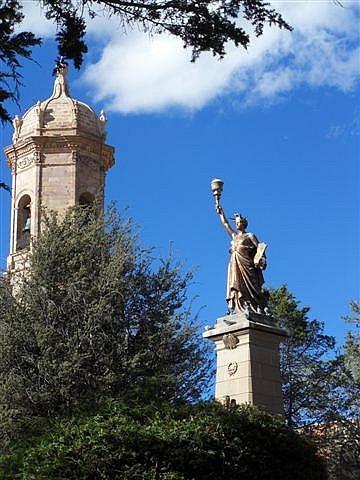 Potosi`s Statue of Liberty