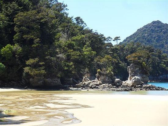 Abel Tasman Beach