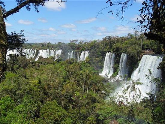 Iguazu Argentian Side