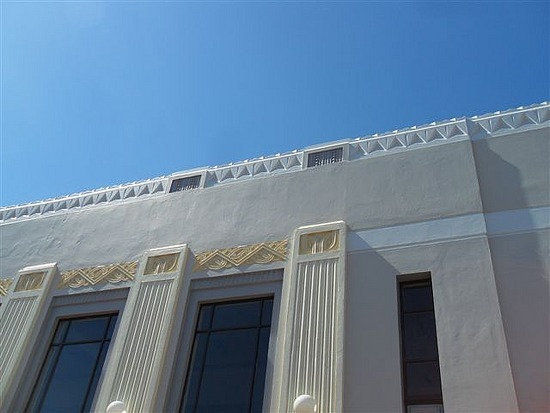 Art Deco Building, Napier
