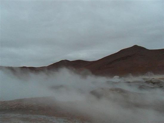 Geyser - Altiplano