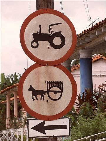 Parking Restrictions were Strictly Enforced