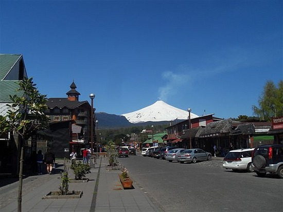 Pucon Town