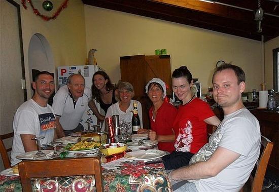 Christmas Dinner Aussie Style