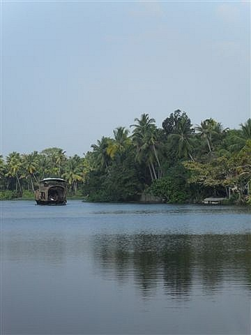 Houseboat, Backwaters Kerala