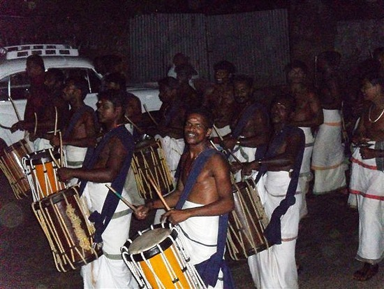 Festival Parade, Kollam