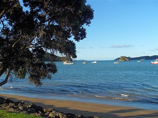 Paihia Bay of Islands