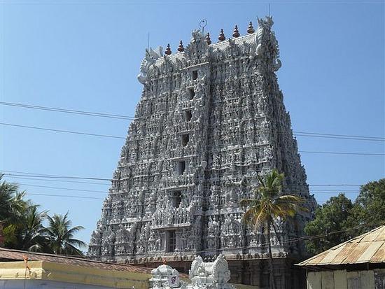 Suchindran Temple